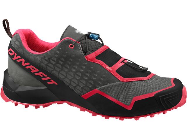 Dynafit Speed MTN GTX Shoes Dame asphalt/crimson